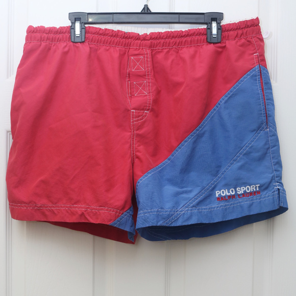 fa8caab12c Polo by Ralph Lauren Shorts | 90s Vintage Ralph Lauren Polo Sport ...